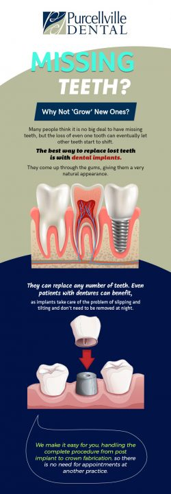 Purcellville Dental – A Trusted Implant Dentistry Service Provider in Purcellville, VA