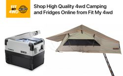Shop High Quality 4wd Camping and Fridges Online from Fit My 4wd