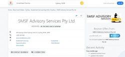 smsf advisory