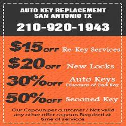 Automotive Key Replacement San Antonio