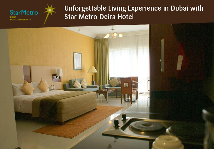 Unforgettable Living Experience in Dubai with Star Metro Deira Hotel Dubai