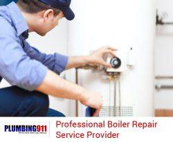 The Plumbing 911 – Professional Boiler Repair Service Provider