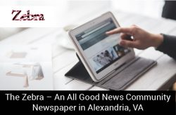 The Zebra – An All Good News Community Newspaper in Alexandria, VA