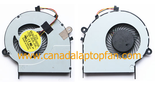 100% Brand New and High Quality Toshiba Satellite L55-B5254 Laptop CPU Fan