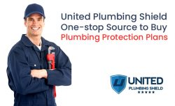 United Plumbing Shield – One-stop Source to Buy Plumbing Protection Plans