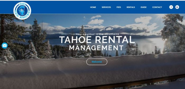 Vacation Rental Property in Tahoe City