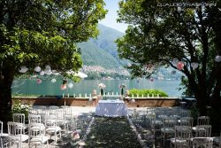 Wedding at Villa Erba, Lake Como Italy