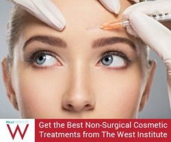 Get the Best Non-Surgical Cosmetic Treatments from The West Institute