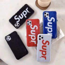 シュプリーム iPhone11pro/11pro maxケース