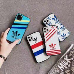 Adidas アイフォン11/11pro maxケース