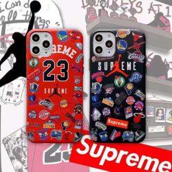 Supreme&Jordan アイフォン11ProMax・11カバー