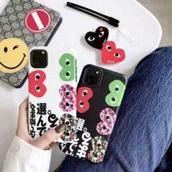 コムデギャルソン アイフォン11pro/11pro maxケース 実用的 iPhoneXR/11 ケース 日本人気