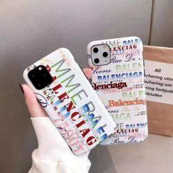 balenciaga iphone11pro max case