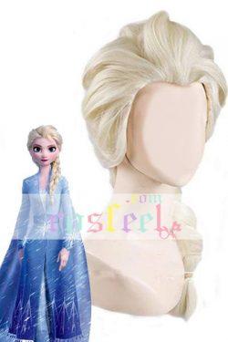アナと雪の女王2 エルサ コスプレウィッグ