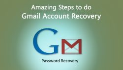 Amazing Steps to do Gmail Account Recovery