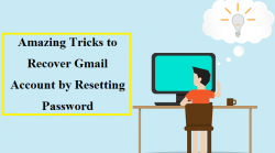 Amazing Tricks to Recover Gmail Account by Resetting Password