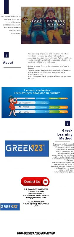 Best Greek Learning Method