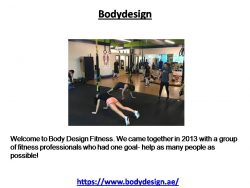 Bodydesign
