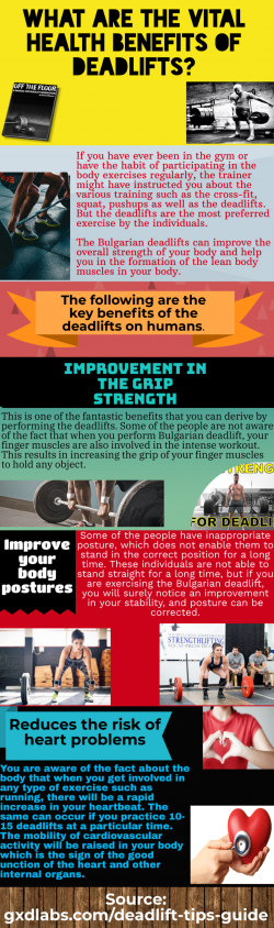 How to get the best deadlift tips