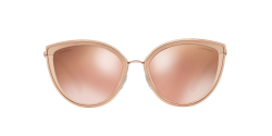 Chanel Cat eye Sunglasses CH4222 54 18-karat pink gold & Pink gold Sunglasses