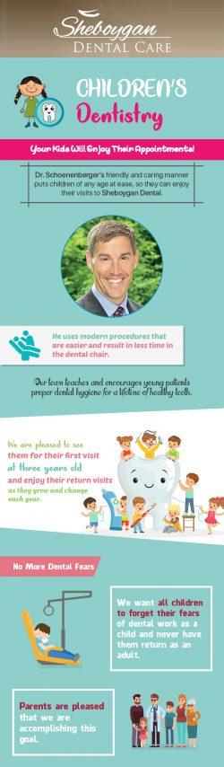 Choose Sheboygan Dental Care for Affordable Kids Dentistry Services in Sheboygan, WI