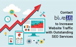 Contact Blue 16 Media to Increase Website Traffic with Outstanding SEO Services