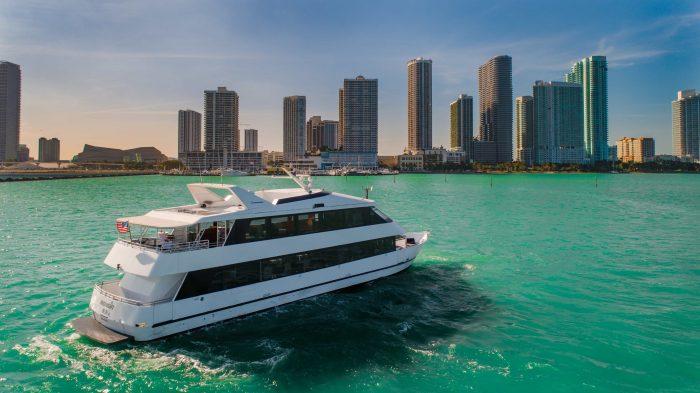 Private Yacht Charter Miami