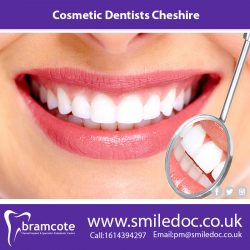 Cosmetic Dentistry Services Cheshire