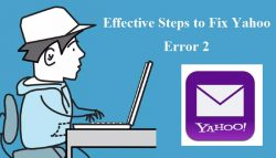 Effective Steps to Fix Yahoo Error 2