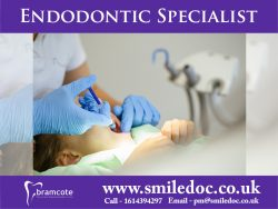 Endodontic Specialist | Bramcote Dental Clinic