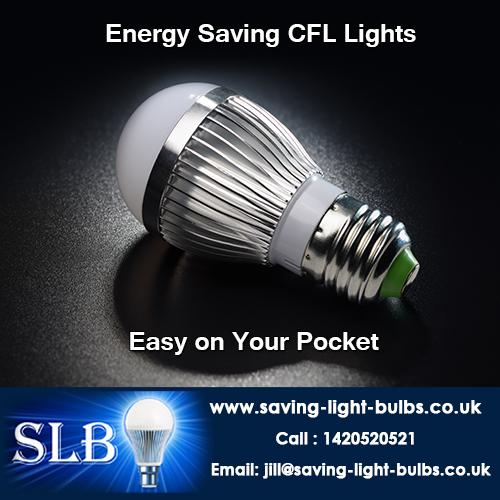 Energy Saving CFL Lights