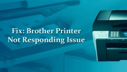 Fix: Brother Printer Not Responding Issue
