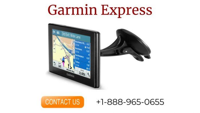 Garmin Express Updates