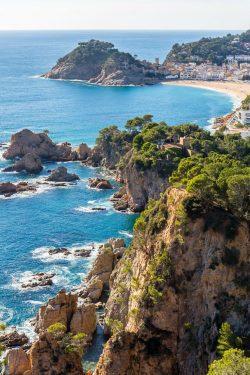 Tossa De Mar, Girona Spain