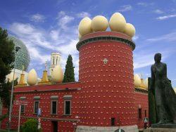 Dali's Figueres Museum & Girona