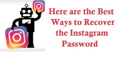 Here are the Best Ways to Recover the Instagram Password