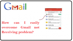 How can I easily overcome Gmail not Receiving Emails problem?