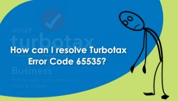 How can I resolve TurboTax Error Code 65535?