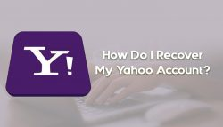 How Do I Recover My Yahoo Account?