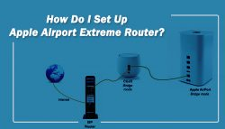 How Do I Setup Apple Airport Extreme Router?