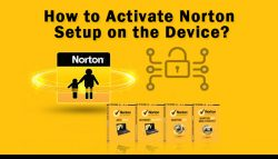 How To Activate Norton Setup On The Device?