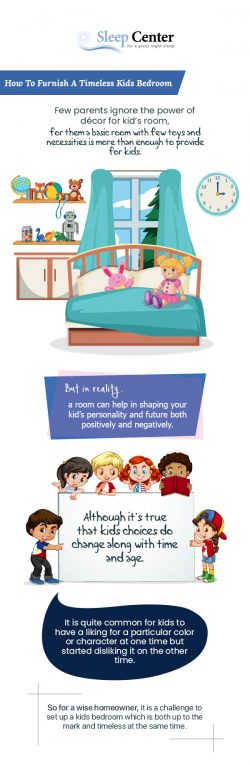 How To Furnish A Timeless Kids Bedroom