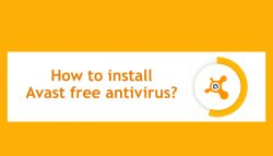 How to install Avast free antivirus?