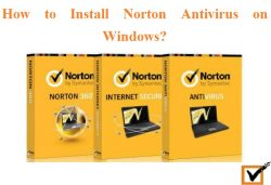How to Install Norton Antivirus on Windows?