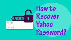 How to Recover Yahoo Password?