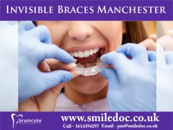 Invisible Braces Manchester | Bramcote Dental Clinic