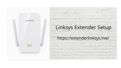 linksys wifi extender setup with extender.linksys.com