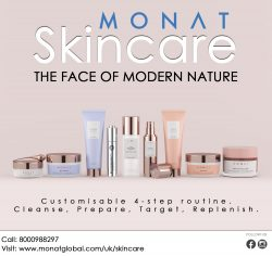 MONAT GLOBAL UK – SKINCARE THE FACE OF MODERN NATURE