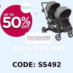 Mumzworld Black Froday Biggest Sale 2019