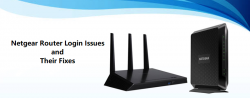 Netgear Router Login Issues and Their Fixes